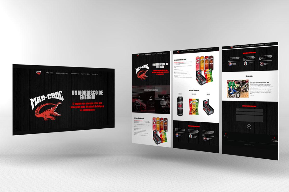 pagina web madcroc
